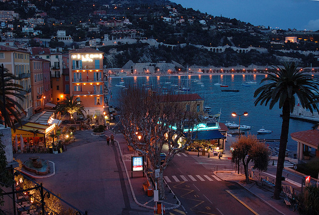 Villafranche France