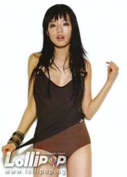 Shu Qi - Lolipop Magazine