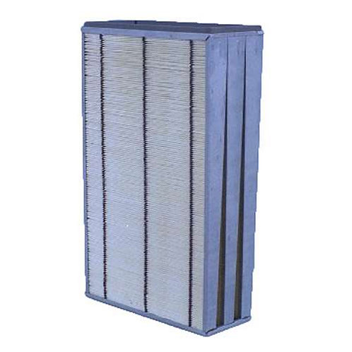 """Air Filter, 45""""x14""""x6"""" Pleated Paper, Tri-Cell Intake Element"""