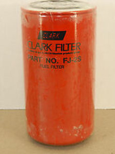 """Fuel Filter, 3-3/4""""x7"""" Spin-on, 12 Micron"""