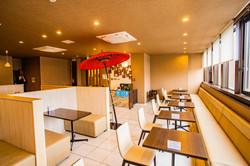Cafe内観