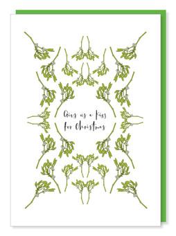 Mistletoe Bunch - Card Set Up For Web.jp