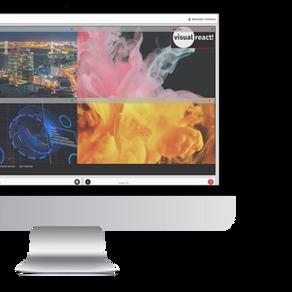 Nu är Visual React 2.0 och den officiella hemsidan släppt!