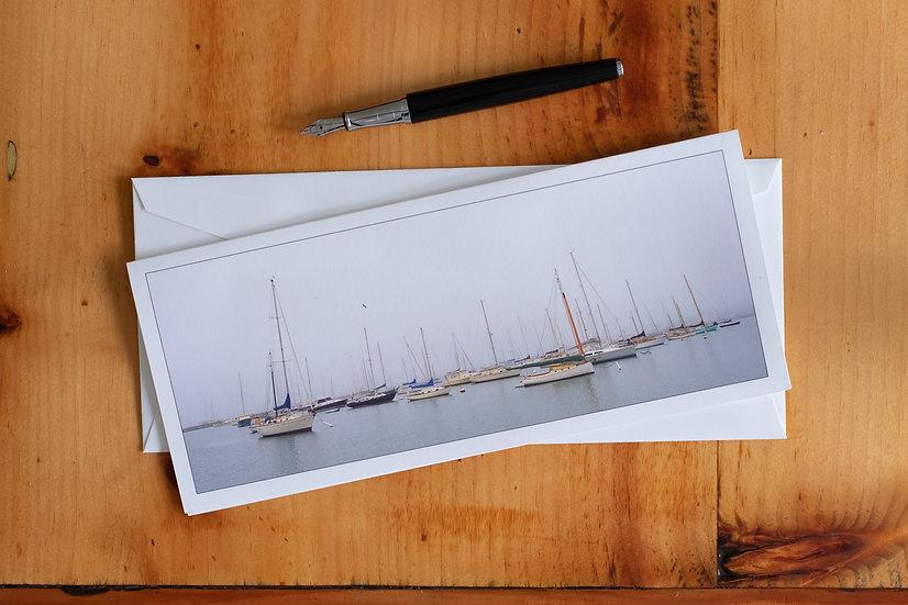 Vineyard Haven Harbor (Set of 10)