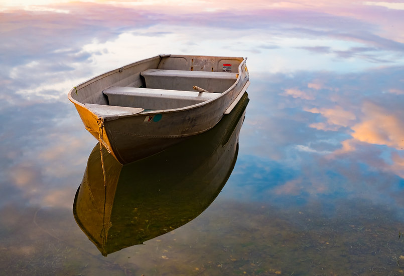 """""""Boat in the Clouds"""""""