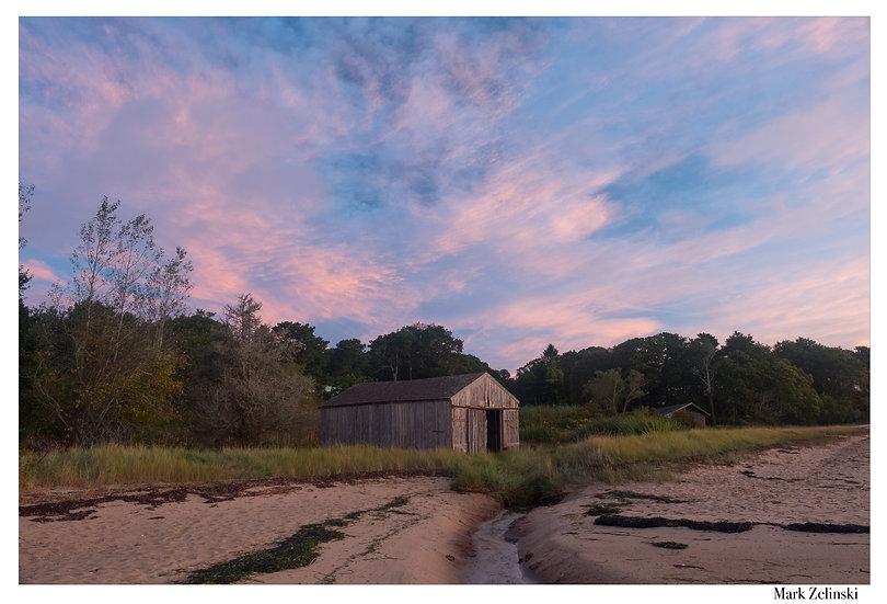 """""""Weathered Boathouse"""""""