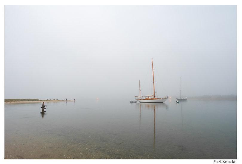 """Fly Fishing in Edgartown"""
