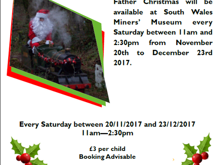 Christmas Dates at SWMM
