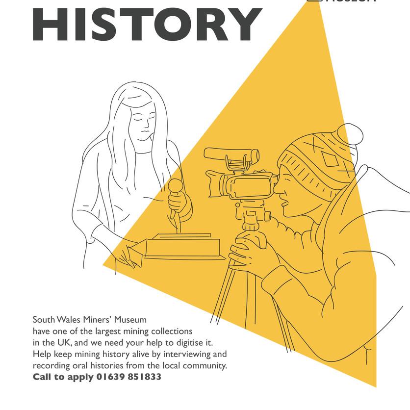 Digitise History