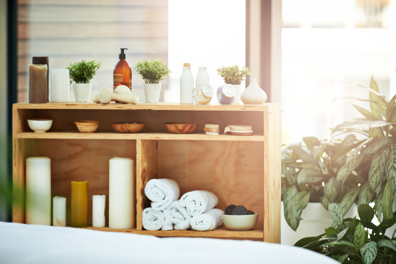 Massage relaxant énergétique