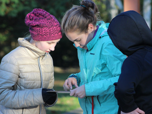 Orienteering -- Good for the Brain and Body!