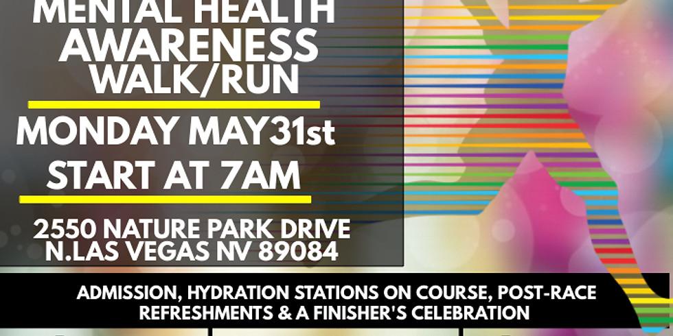 5K Walk/Run Mental Health Awareness