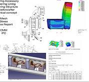 Aircraft Completion,stress analysis,ipc,cmm,assy,install