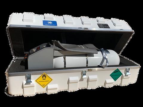aircraft oxygen medical kit
