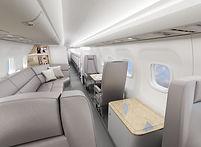 Aircraft Completion,ERJ CHARTER VIP,ERJ 145,ERJ135