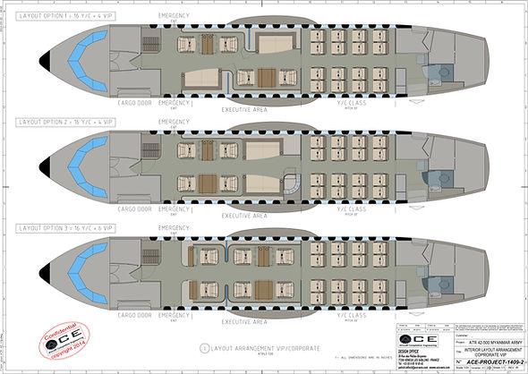 ATR42 VIP ATR72 VIP