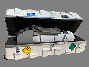 Kit Oxygene, Evasan, Aircraft Medical Oxygen kit, Medevac