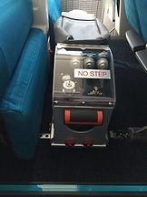 aircraft oxygen medical kit; medevac oxygen