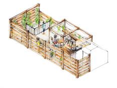 屋上空間をデザインすることのこだわり
