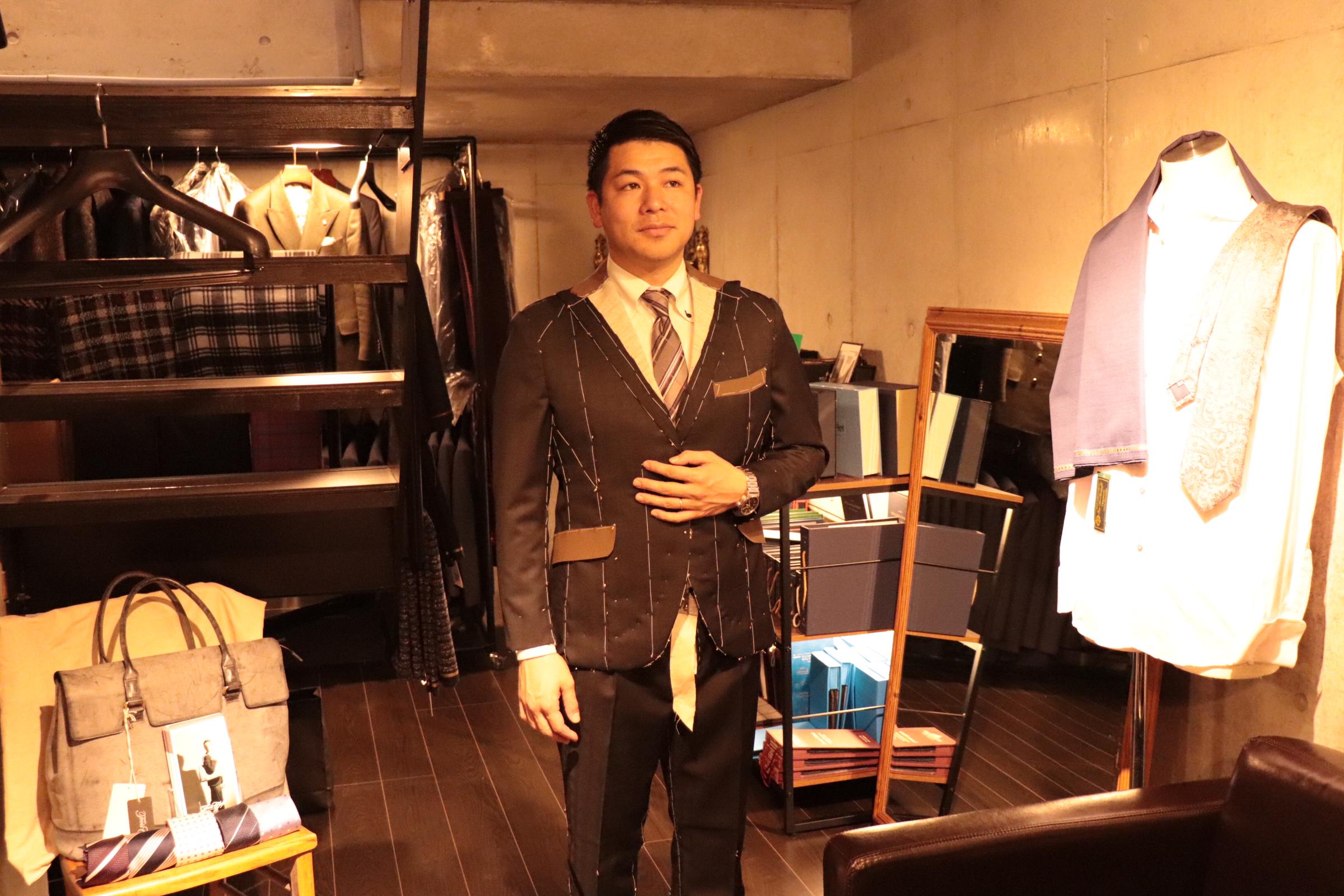 Y様仮縫い1