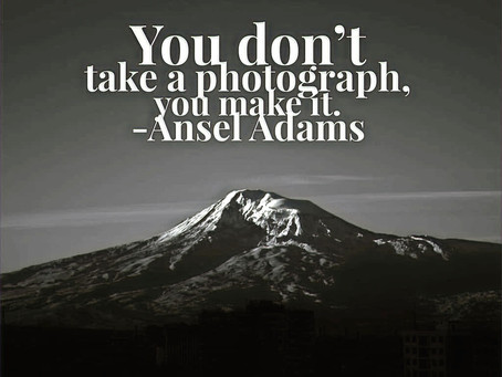 INSPIRATION TO BE A PHOTOGRAPHER