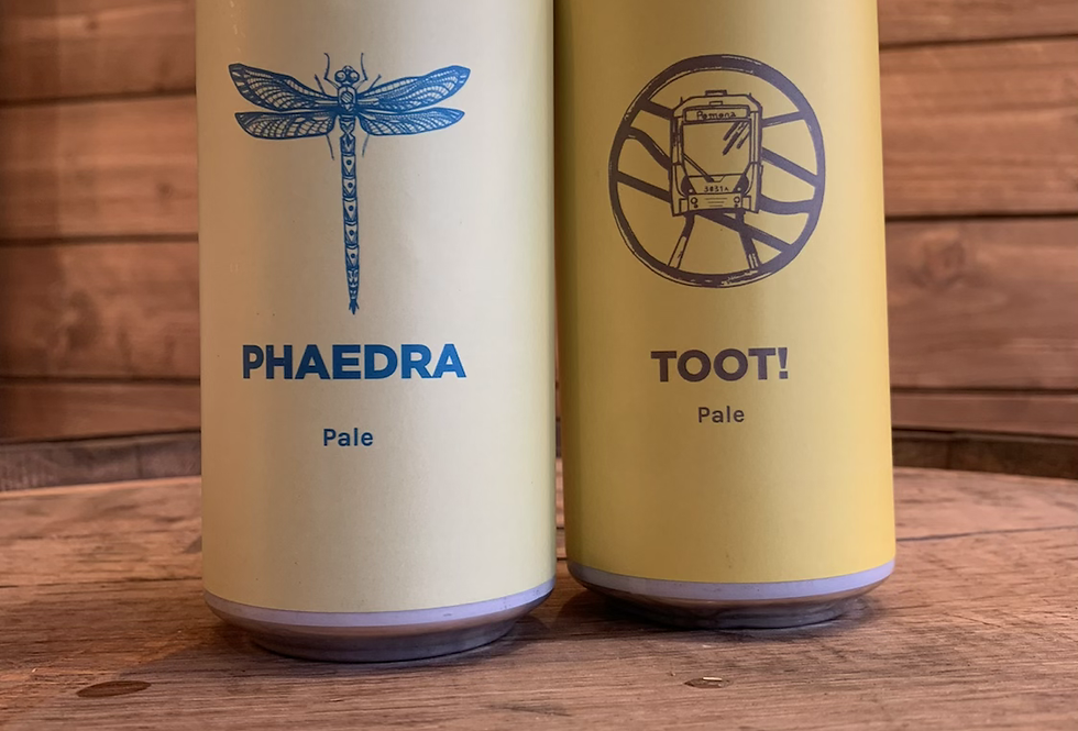 Pomona Island - toot pale ale 5.6%
