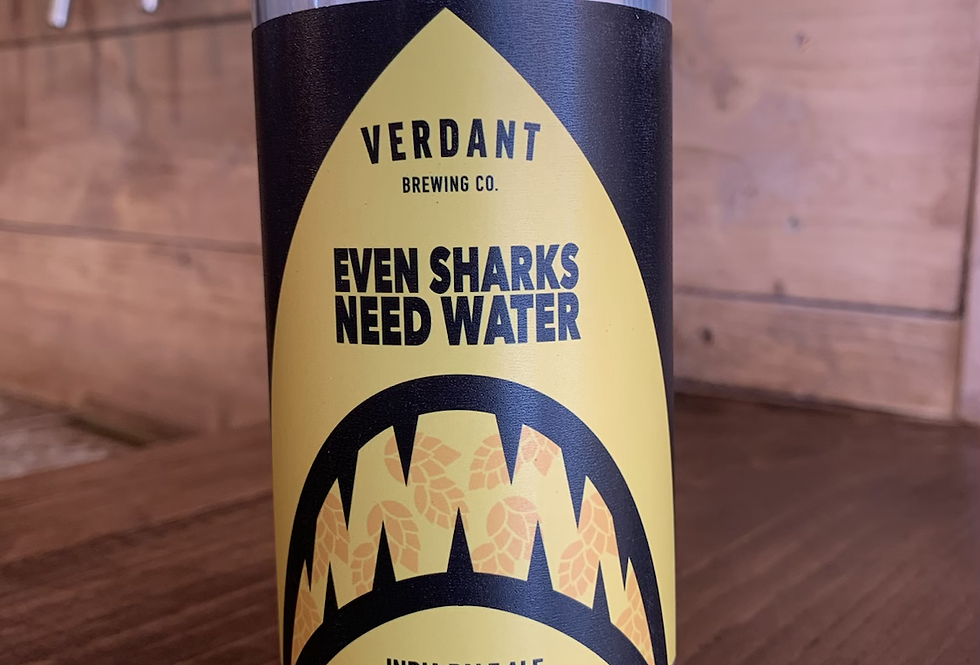 verdant- even sharks need water