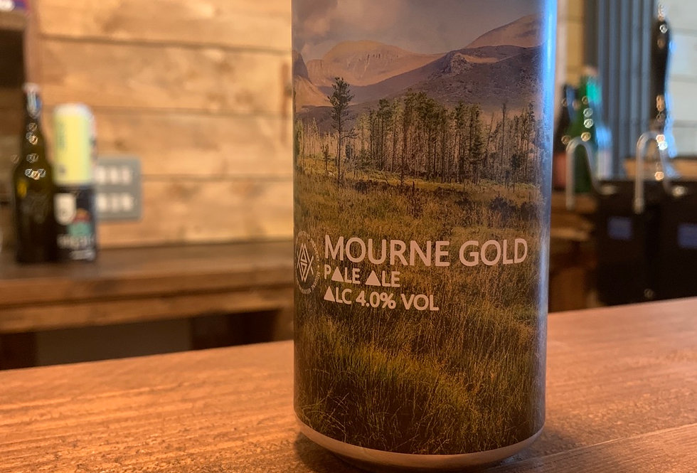 Mourne Mountains | Mourne Gold | 4.0%