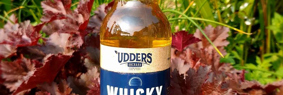 Udders Orchard- Whisky Cask Cider