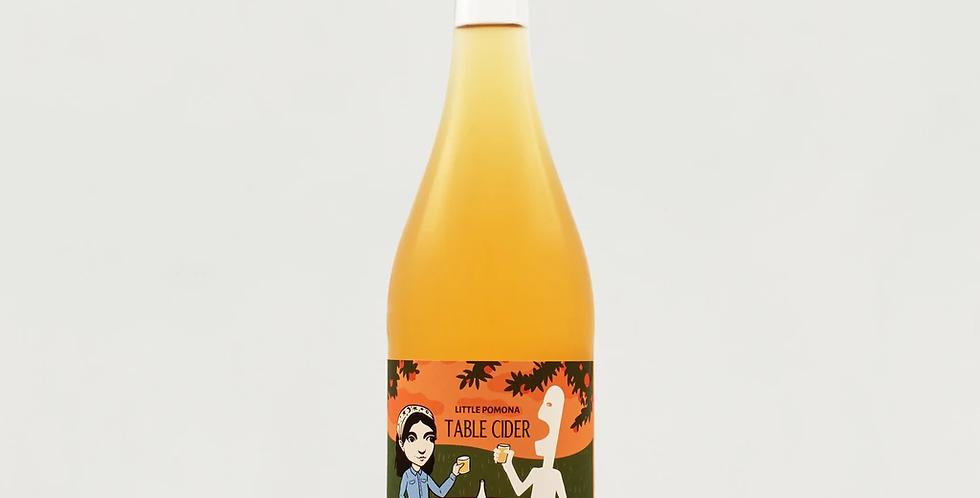 Little Pomona - Table Cider 2019  750ml