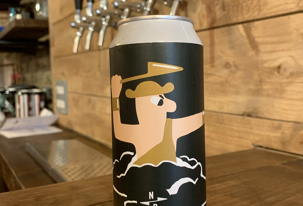 north brew x mikkeller - imperial stout 12.5%