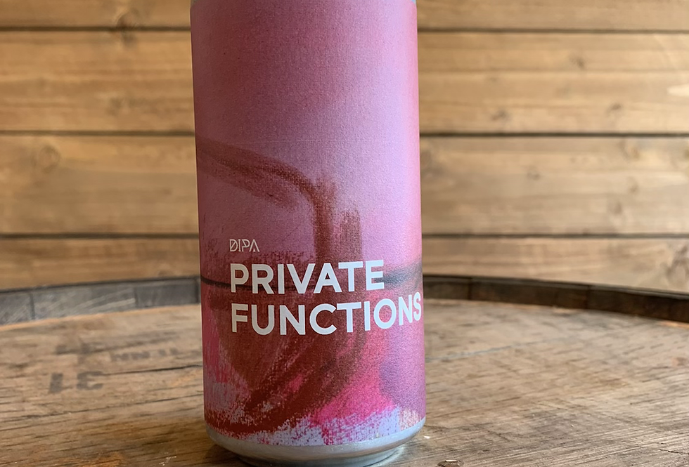 Boundary- private functions DIPA