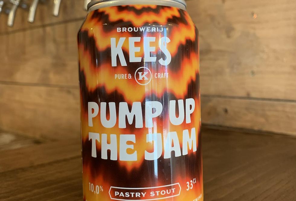 Brouwerij Kees - pump up the jam 10% 330ml
