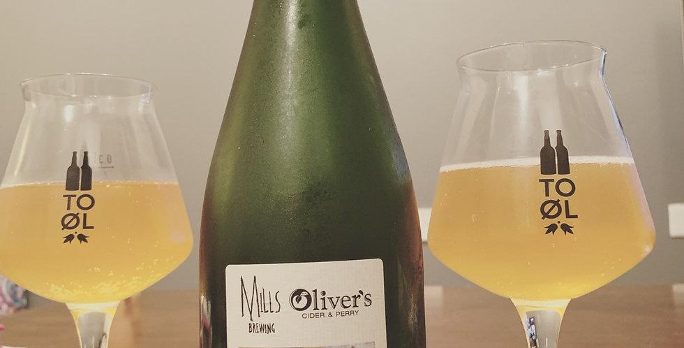 mills x olivers foxbic 3       750ml