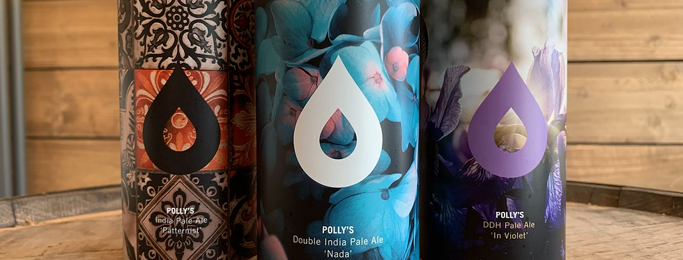 Pollys brew co | Patternist - IPA 6.6% | 440ml Can