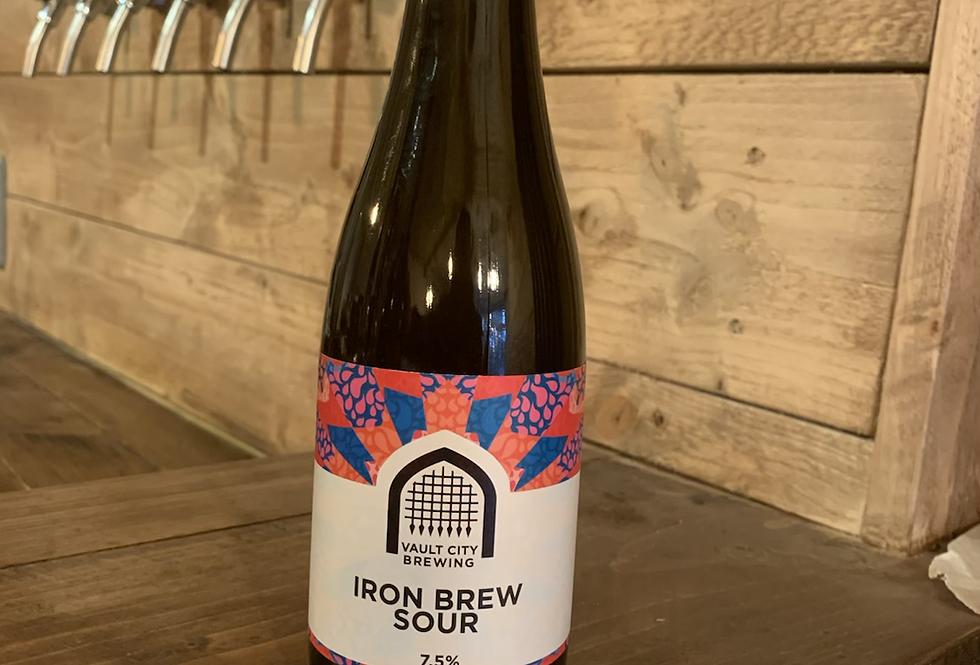 Vault City - Iron brew sour 375ml