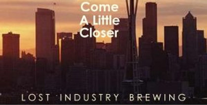 Lost indusry- Come a Little Closer | 5.8% | 440ml Can
