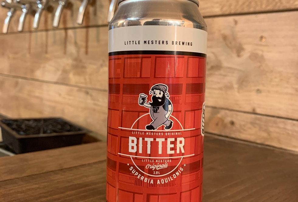 Little Mesters  brewing- Original Bitter 440ml Can
