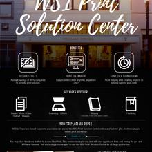 Williams Sonoma Print Center Flyer