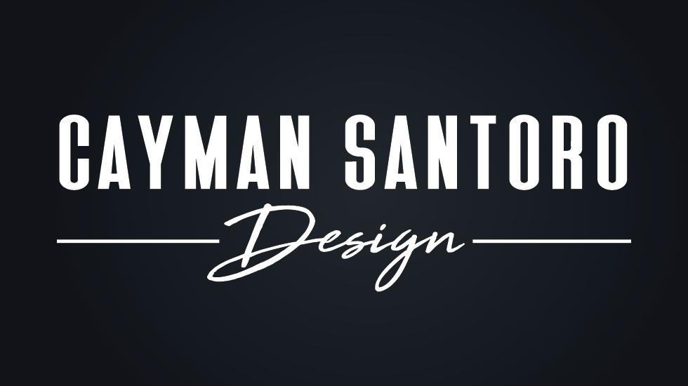 Cayman Santoro Logotype