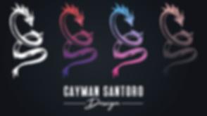 Leviathan Logo Colors Dark Backround