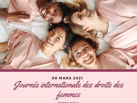Le 08 mars 2021 femmes indépendantes et cheffes d'entreprise avec Septine & Co
