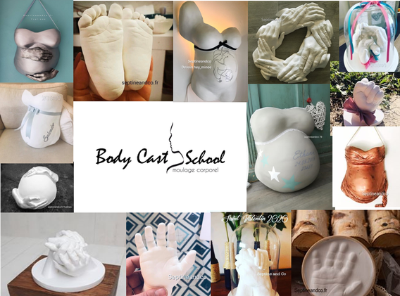 body cast school by septine and co