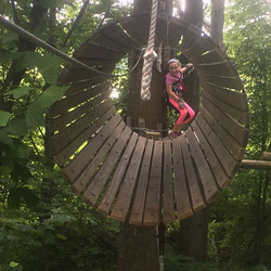 Outdoor Adv High ropes