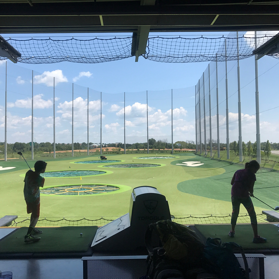 Urban Adv Top Golf