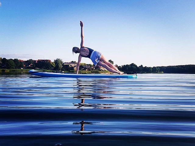 Mėgaukis vasara sportuodamas! Balansuok, stiprink vidinius raumenis bei dailink kūno formas gryname