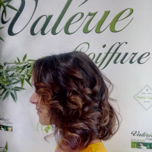 Avant / Après - Valérie Coiffure