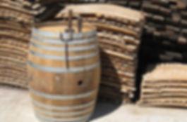 CAPESTYLE design Wine Barrel Oak