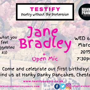 Headliners - Jane Bradley