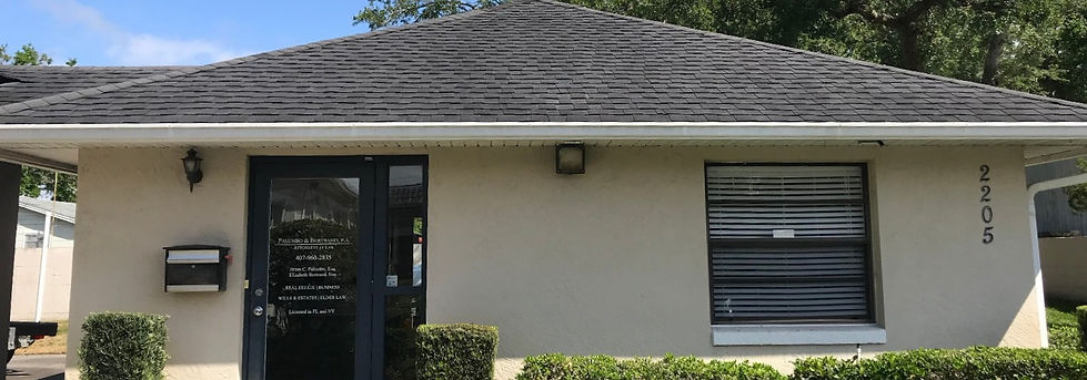 Orlando, Florida probate, guardianship, will, trust, estate, powers of attorney, living wills, and real estate attorneys